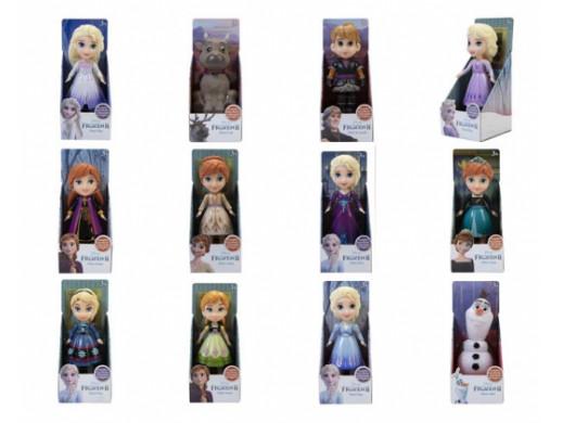 Frozen Kraina Lodu 2 - Mini laleczki ast.
