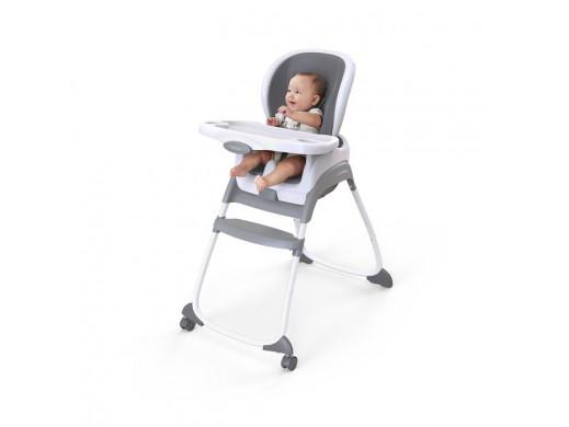 Ingenuity Krzesełko do karmienia SmartClean Trio Slate