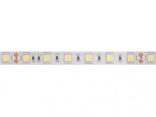 ELASTYCZNA TAŚMA LED - ZIMNY BIAŁY - 300 diod LED - 5 m - 24 V