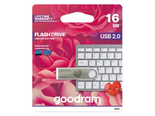 Pendrive Goodram USB 2.0 16GB VALENTINE