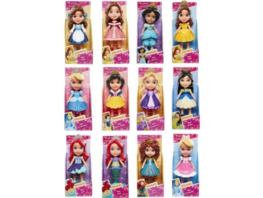 Disney Princess mini figurka 7 cm ast