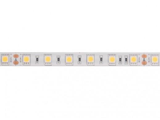 ELASTYCZNA TAŚMA LED - NEUTRALNY BIAŁY - 300 diod LED - 5 m - 24 V