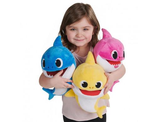 Baby Shark Maskotka/Pacynka śpiewająca Ast. - kontrola tempa piosenki