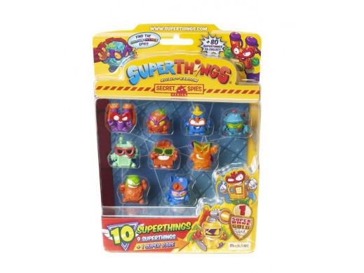 SuperThings Blister 10 Figurine