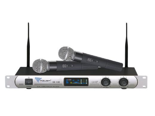 Mikrofon UHF SE-300  2 kanały