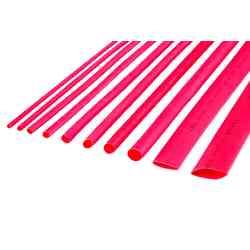 Rurki termokurczliwe 2,0mm-1m czerwone