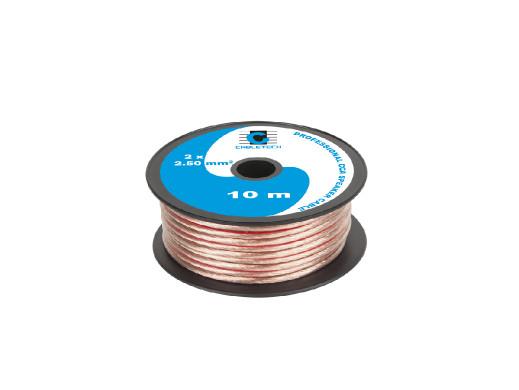 Kabel głośnikowy CCA 2.5mm...