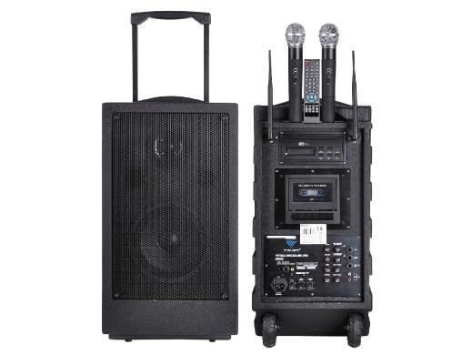 Mikrofon z wzmac.PA-80-UHF