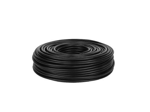 Kabel koncentryczny H1000 50 Ohm 100m czarny