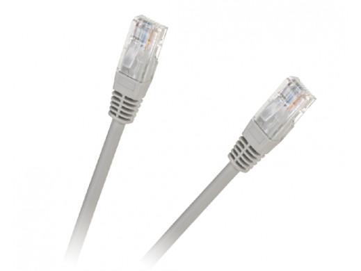 Patchcord kabel UTP 8c wtyk-wtyk 20m CCA