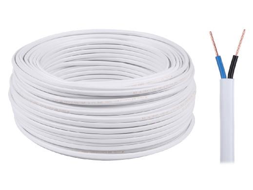 Kabel elektryczny YDYp 2x2,5 450/750V