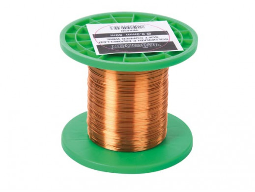 WINDING WIRE Ø0.3mm - 80m -...