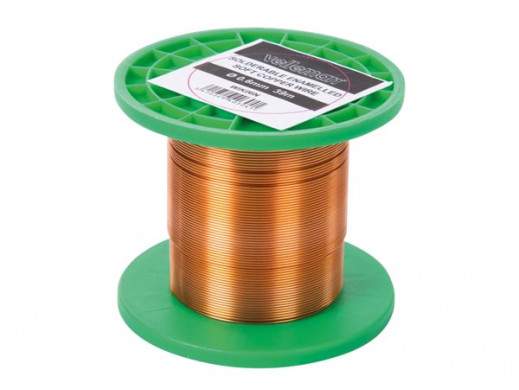 WINDING WIRE Ø0.6mm - 39m -...
