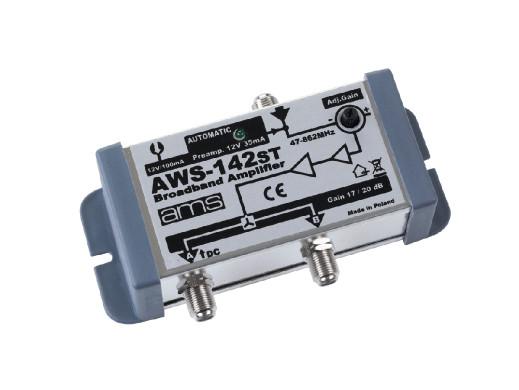 Wzmacniacz antenowy AMS...
