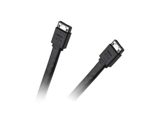 Kabel SATA  wtyk wtyk 2m