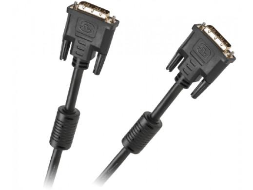 Kabel DVI-DVI 5m (18+1)