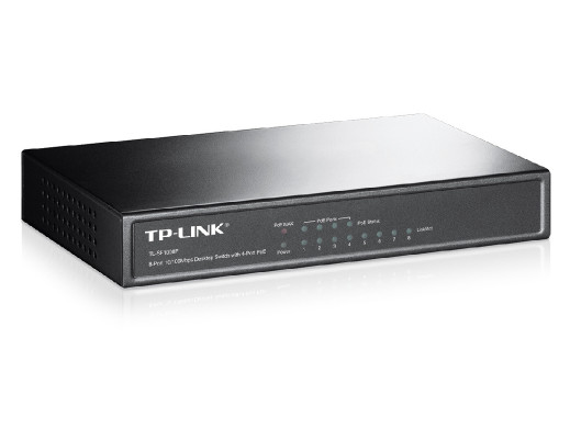 TP-LINK TL-SF1008P Switch...