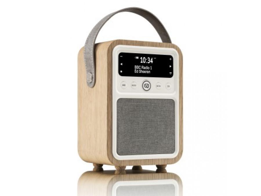 Monty DAB+ Radio dąb