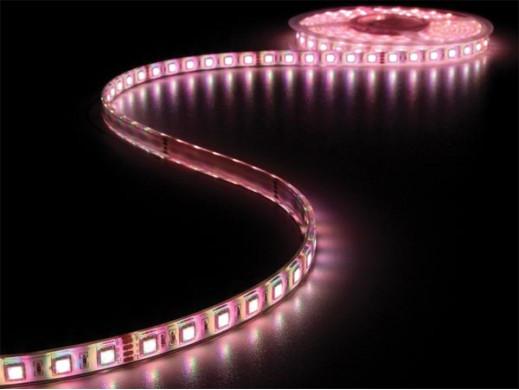 ELASTYCZNY PASEK LED - RGB...