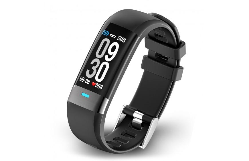 """Kontrola zdrowia na """"wyciągnięcie"""" ręki – recenzja opaski Smart Band PR-650"""
