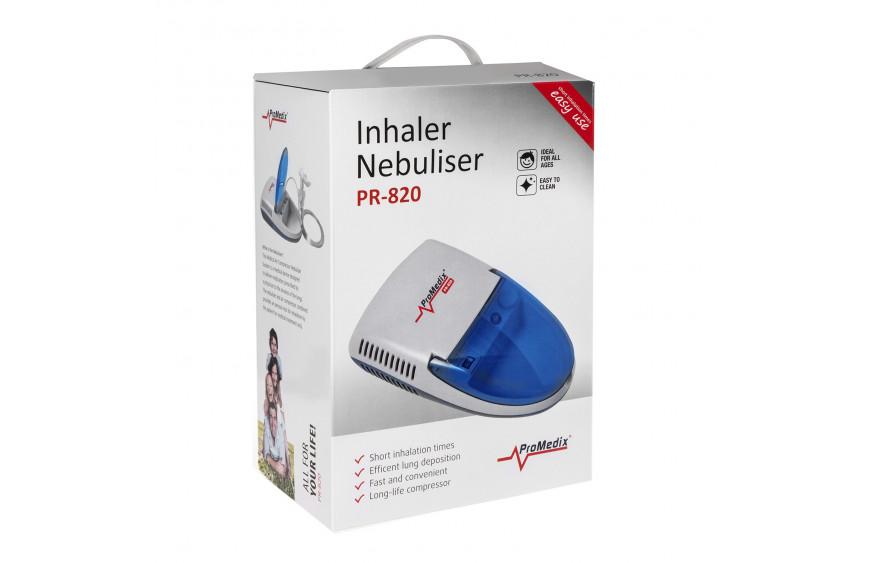 Profilaktyka i leczenie Odetchnij z ulgą - recenzja inhalatora Promedix PR-820