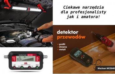 Ciekawe narzędzia dla profesjonalisty jak i amatora!